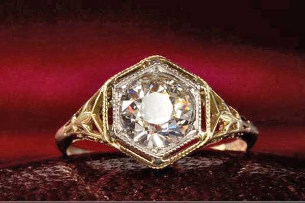 Ring Presentation