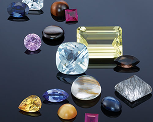 Natural Mined Gemstones